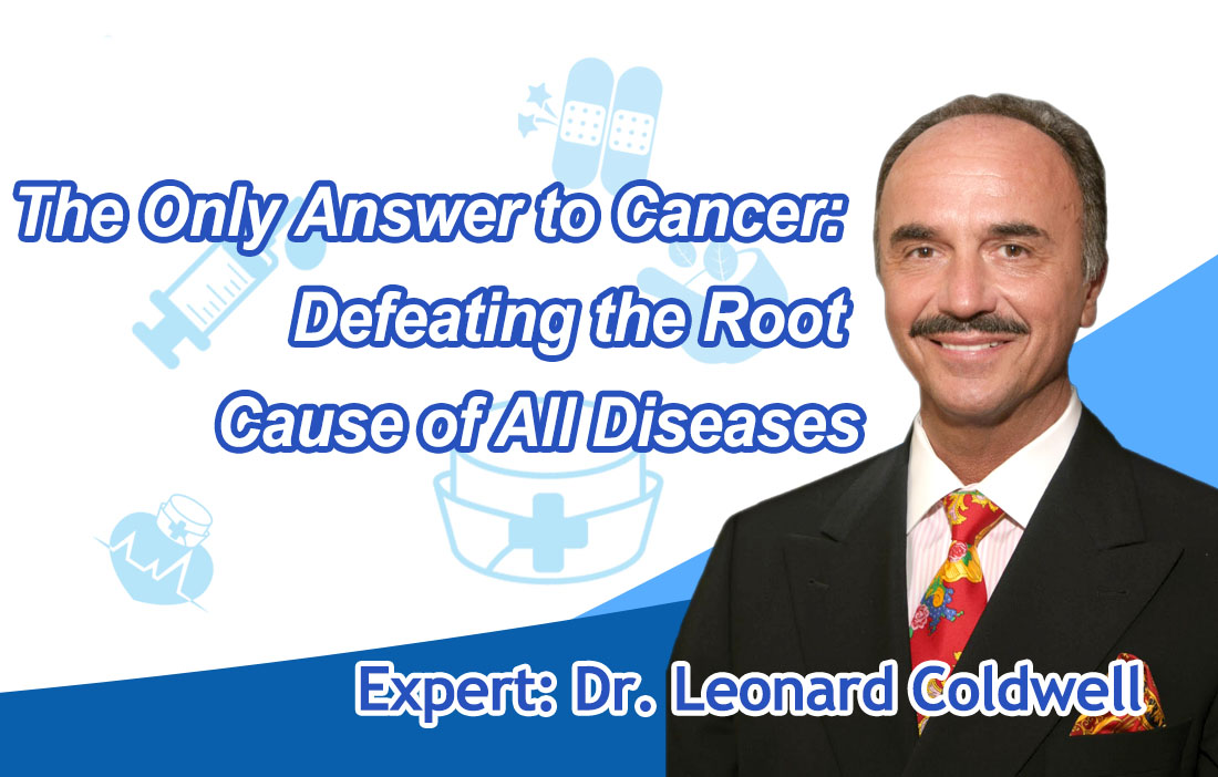 SAMA] The Only Answer to Cancer: Defeating the Root Cause of All