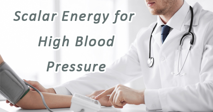 Scalar Energy for High Blood Pressure - Spooky2 Scalar